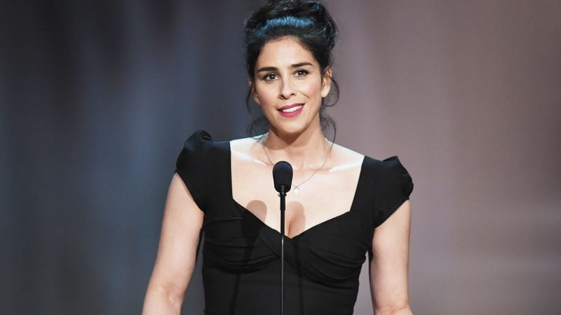 Illustration for article titled Sarah Silverman reveals she was just recently fired from a movie over 2007 blackface sketch
