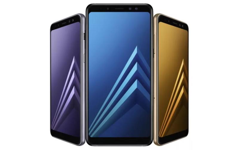 Illustration for article titled El nuevo Samsung Galaxy A8 hereda lo mejor del Galaxy S8 y añade dos cámaras para selfies