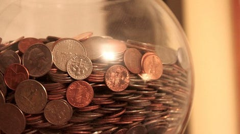 Turn Your Loose Change Into Cash You Can Actually Use