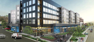 Illustration for article titled Walmart Is Downsizing Its Superstores and Putting Apartments on Top