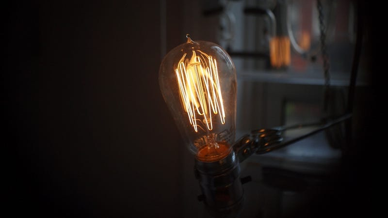 Illustration for article titled The Edison Bulb: Awesome Then, Still Awesome Now