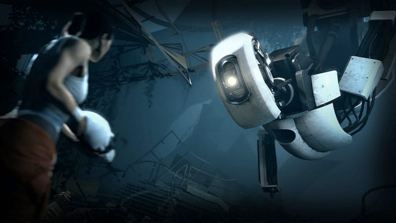 Illustration for article titled Portal 2, The Best Game of 2011 is the Kotaku Game Club's First Game of 2012!