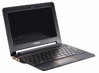 Illustration for article titled Toshiba AC100 Netbook Runs Android and Has Massive Seven Days of Standby Battery Life