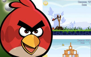 Illustration for article titled Full Angry Birds Game Now Available on Android for Free