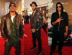 Illustration for article titled BET Hip-Hop Awards 2012: Red-Carpet Stars