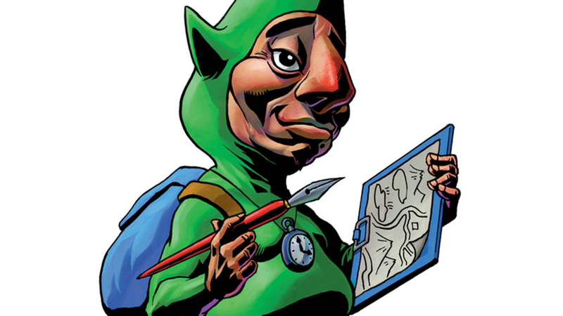 Illustration for article titled Nintendo Explains Where Tingle Came From