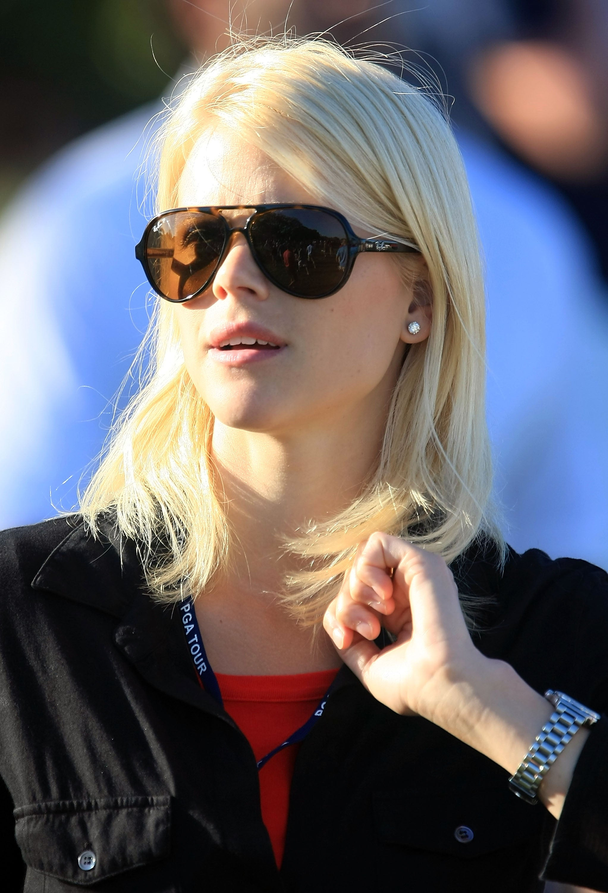 Talk, what wife elin nordegren phrase