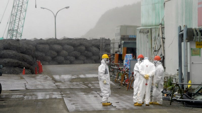 Illustration for article titled Fukushima's Radioactive Water Problem Just Gets Worse and Worse