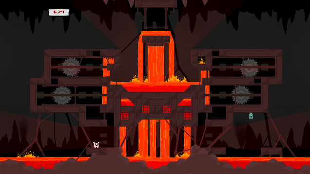 The Epic Games Store is giving away Super Meat Boy from now