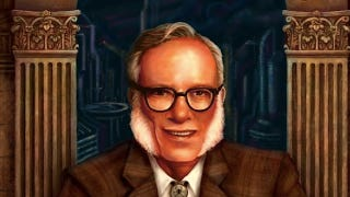 Illustration for article titled The fake chemical compound Isaac Asimov invented to punk science writers