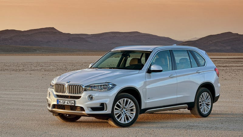 Illustration for article titled The 2014 BMW X5: This Is It For Real This Time