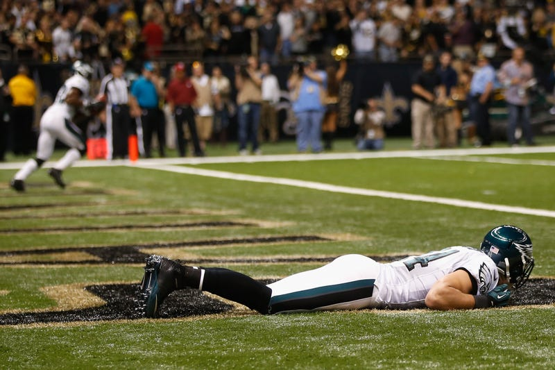 """Illustration for article titled Riley Cooper Hasn't """"Been Through"""" Anything"""