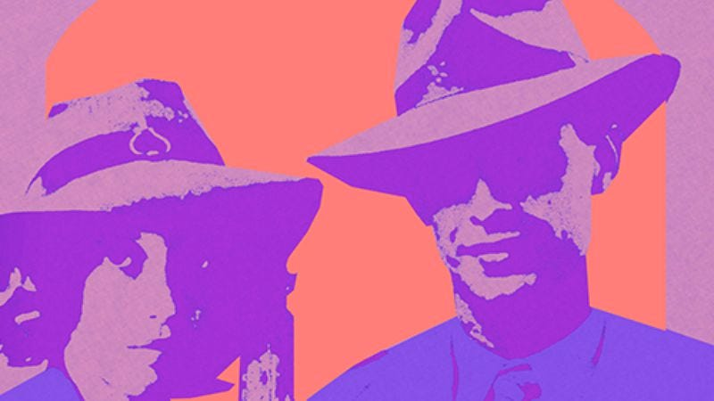 Illustration for article titled Visual artist pays tribute to Robert Altman with online poster gallery