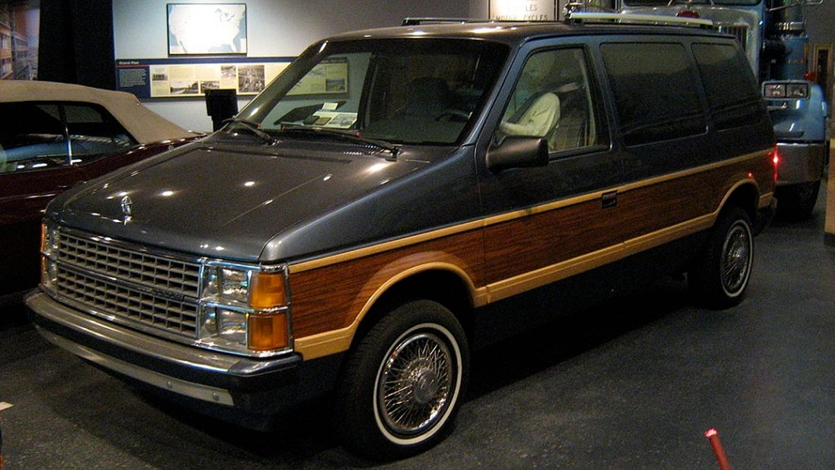 30 Years Ago Today Chrysler Invented The Minivan And Changed History