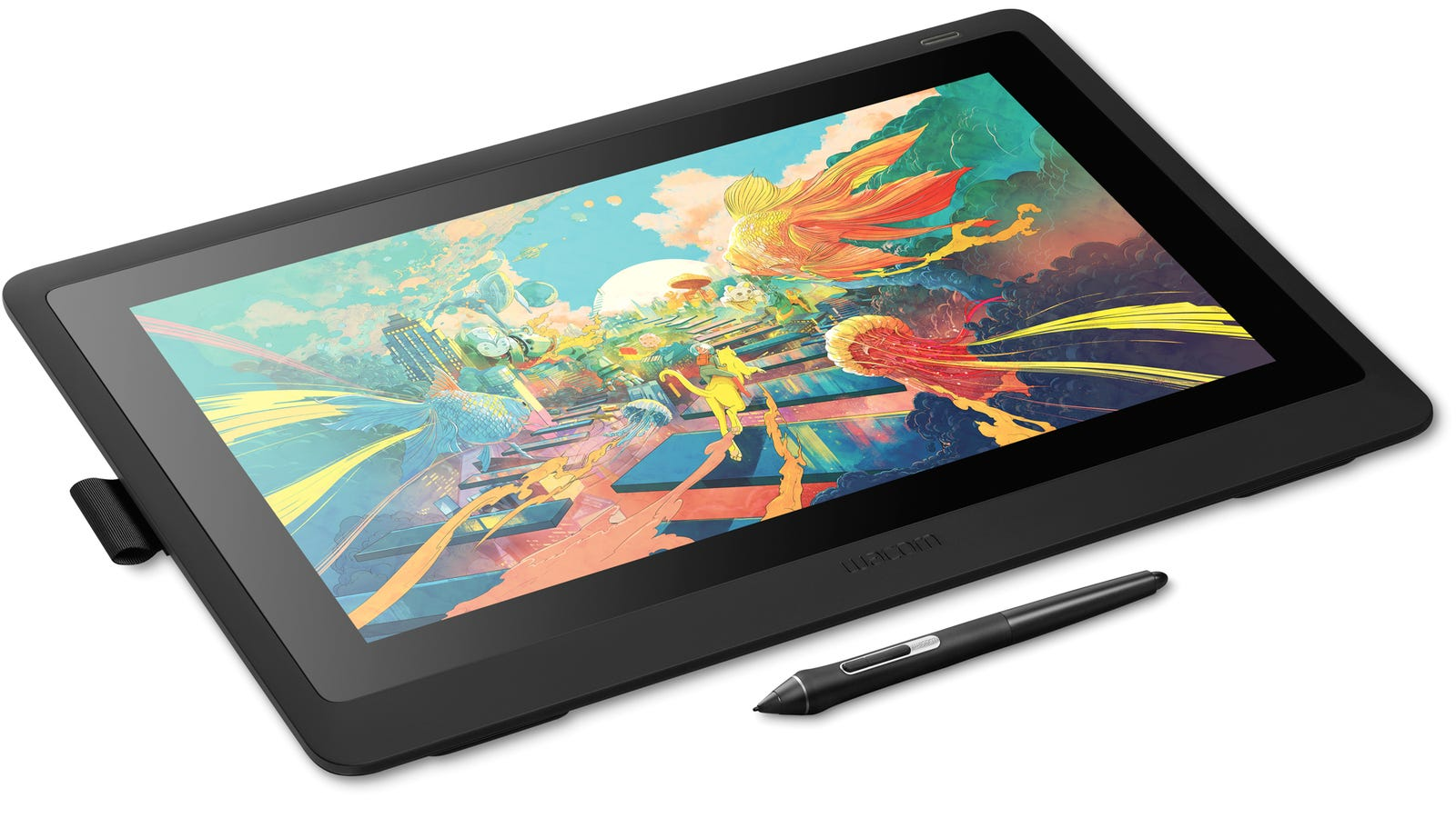 Wacoms New Drawing Tablets Are Cheap Enough For Aspiring Artists