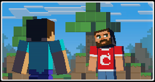 Illustration for article titled New Minecraft Game Coming from Makers of The Walking Dead Game