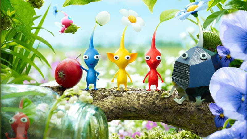 Illustration for article titled Game Review - Pikmin 3