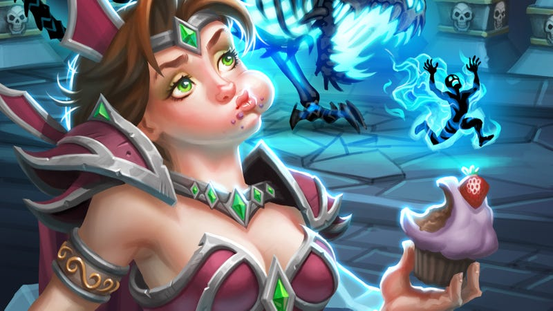 Illustration for article titled How To Fix Hearthstone's Daily Quests Bug