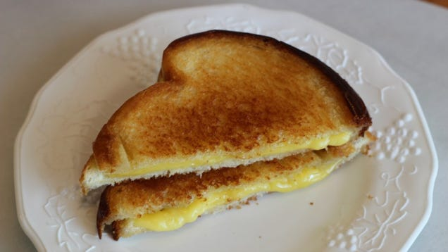 Two Grilled-Cheese Alternatives for People Who Can't Eat Bread or Cheese