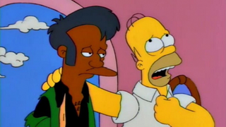 Apu is having a rough... life, really.