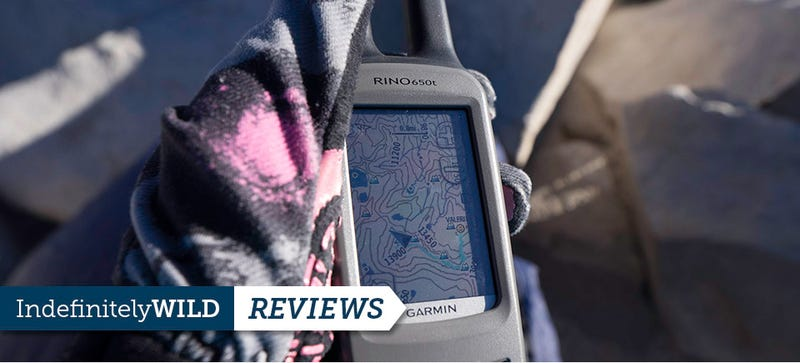 Illustration for article titled Garmin Rino 650t Review: GPS Navigator And Radio In One