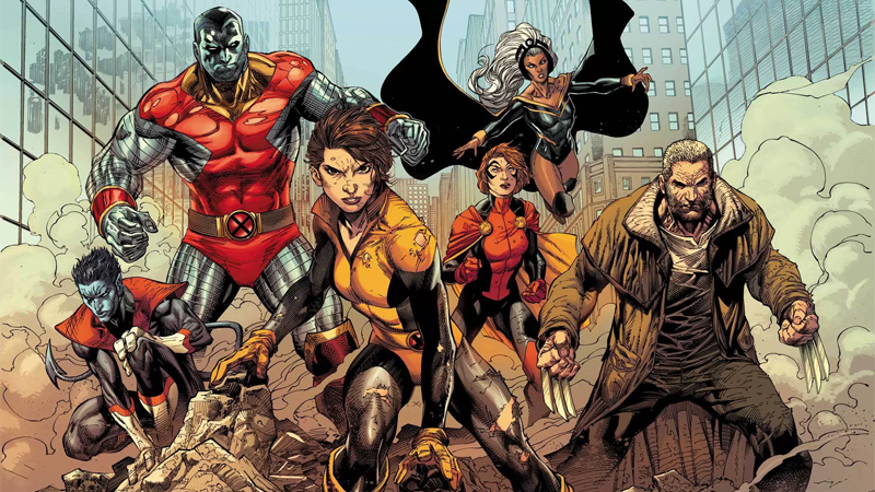 Image: Marvel Comics. X-Men Gold #1 art by Ardian Syaf, Jay Leisten, and Frank Martin.