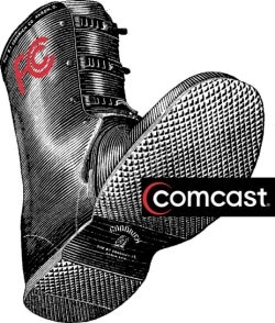 Illustration for article titled FCC and NY Attorney General 'Bout to Stomp on Comcast for BitTorrent Throttling