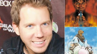 Illustration for article titled Cliff Bleszinski Reveals His Love for The Boys and the Comic That's Influencing Epic's Next Big Game
