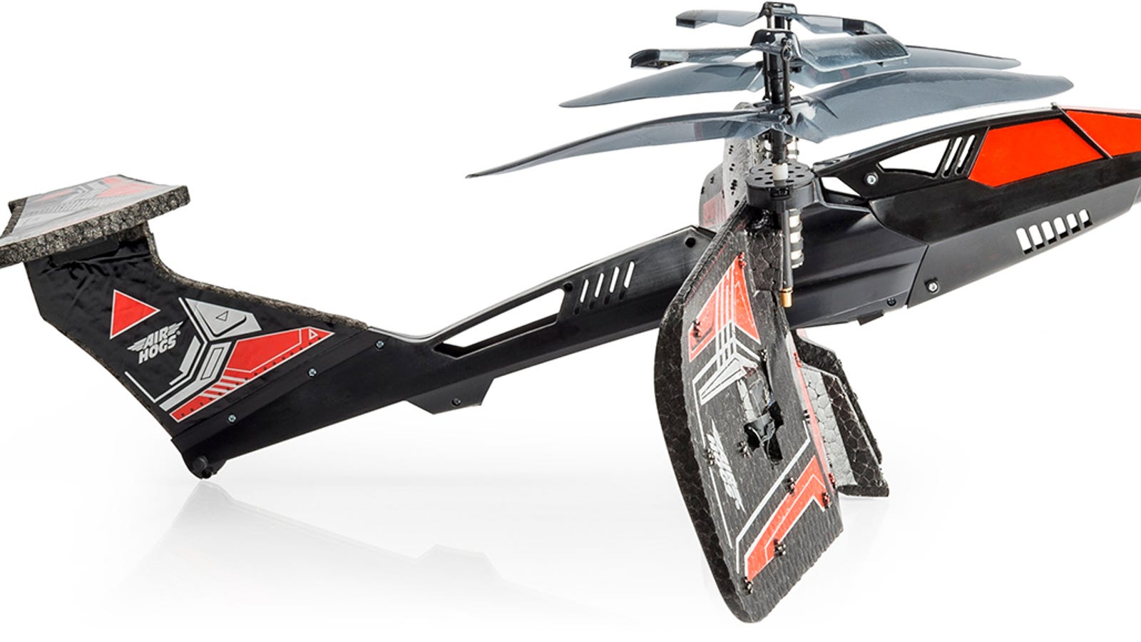 Tilting Wings Let This New Air Hogs RC Plane Hover Like a ...