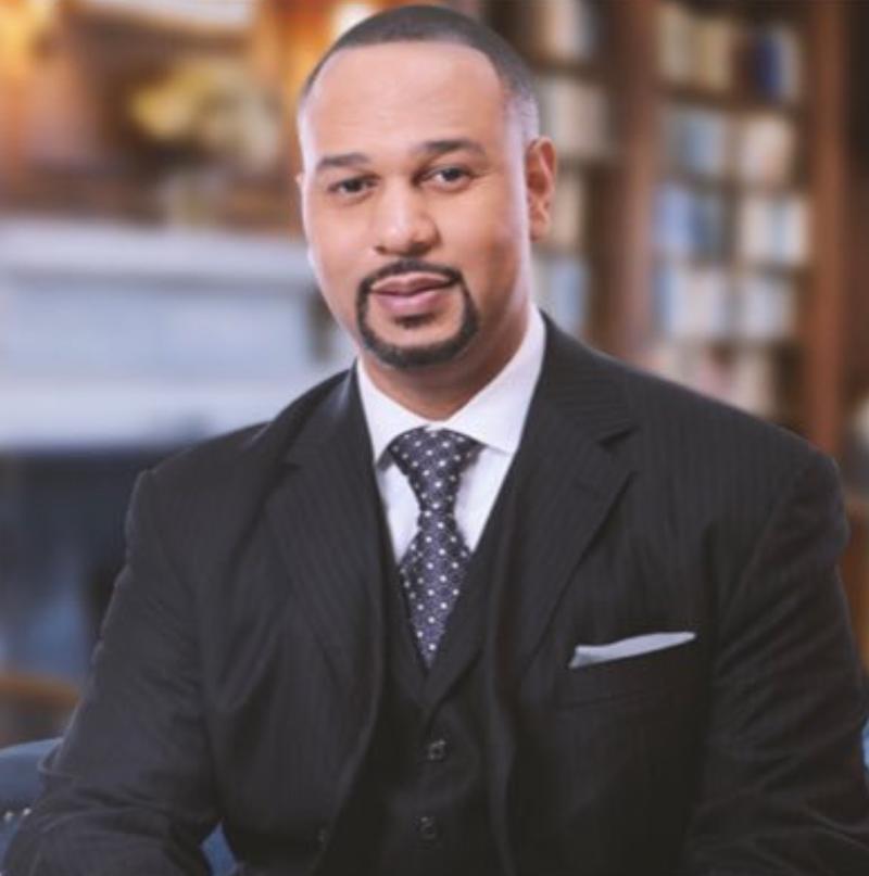 Attorney Carlos E. Moore (Twitter)
