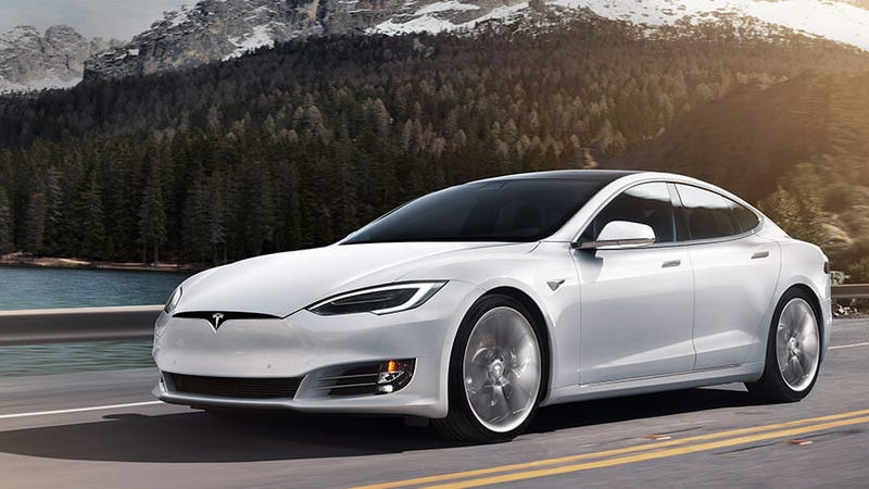 Illustration for article titled The Tesla Model S Outsold The Germans In Their Home Turf For The First Time