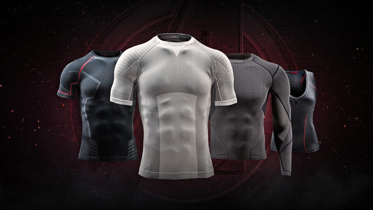 6928988d The Incredible, Tactical Undergarments Designed for the Avengers Cast