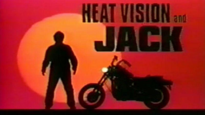 "Illustration for article titled Heat Vision And Jack, ""Pilot"""