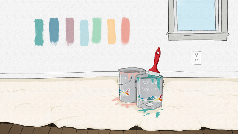 Illustration for article titled How to Pick All the Right Colors for Your Home
