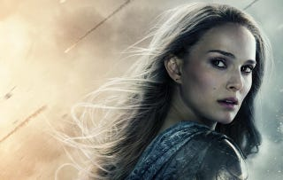 Illustration for article titled Natalie Portman and Marvel team up to get girls into science careers