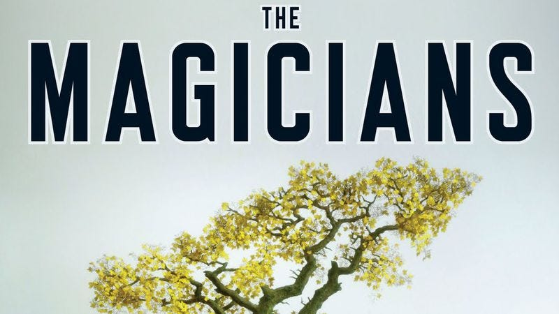Illustration for article titled Syfy orders a pilot for its adaptation of Lev Grossman's The Magicians
