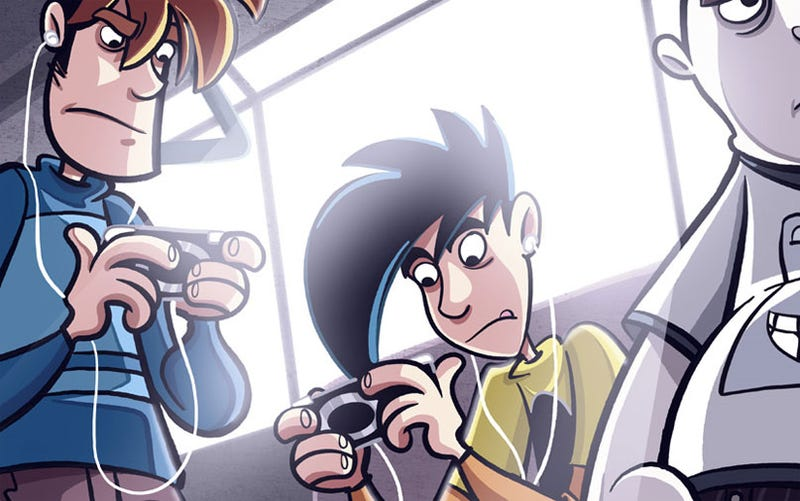 Illustration for article titled Washington State Officially Salutes Penny Arcade