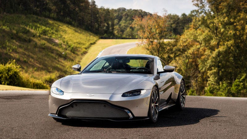 The New Aston Martin Vantage Will Make You Think Twice About A