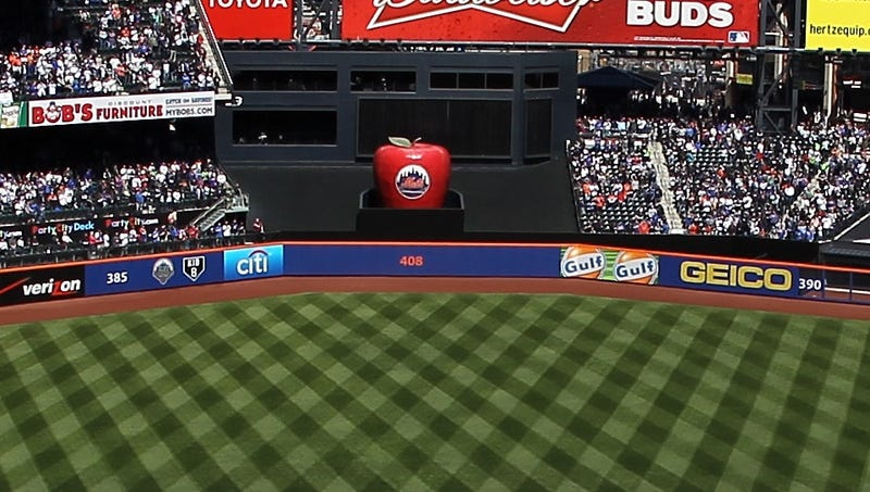 Illustration for article titled The Mets' Regrets: Will You Start Loving Citi Field If It Gets Uglier?