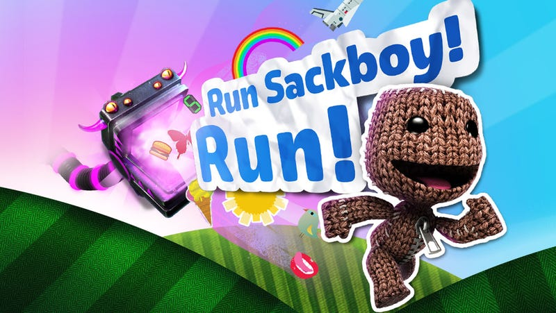 Illustration for article titled The Next LittleBigPlanet Is...An Endless Runner