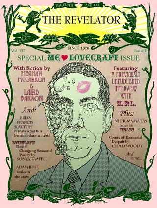 Illustration for article titled Celebrate H.P. Lovecraft with amazing fiction and essays!