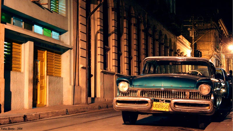Illustration for article titled Days may be numbered for old American cars in Cuba