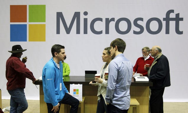 Microsoft Claimed a Security Breach Didn t Compromise Email Messages—It Did