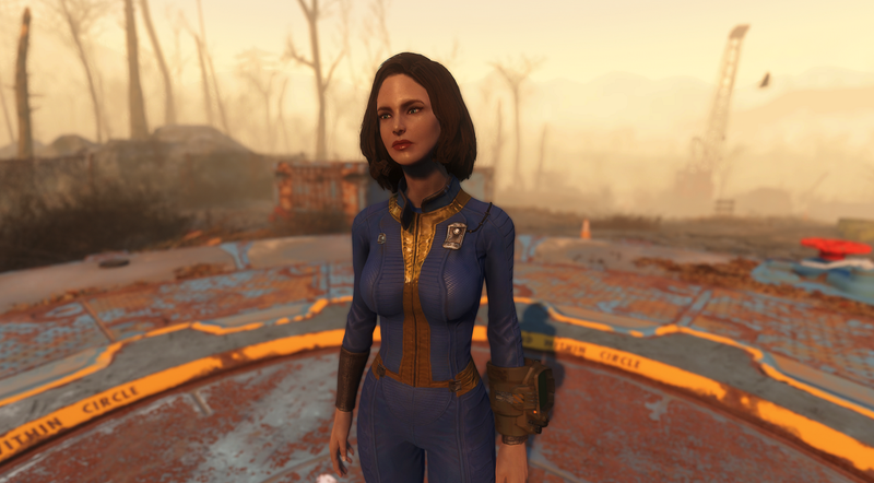 Illustration for article titled Popular Fallout 4 Body Mod Won't Be On Consoles Until Bethesda Gets Its Act Together