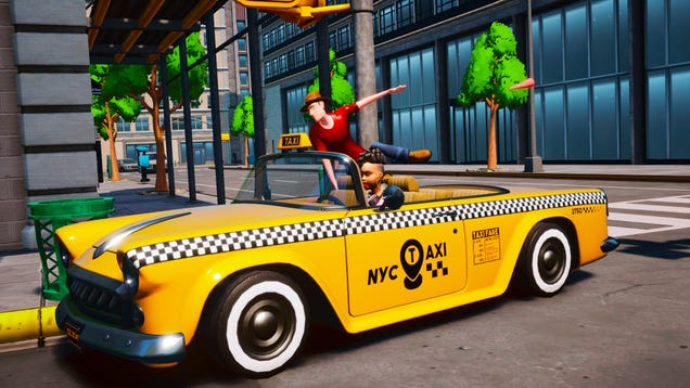 Sorry Crazy Taxi Fans, Taxi Chaos Ain't It