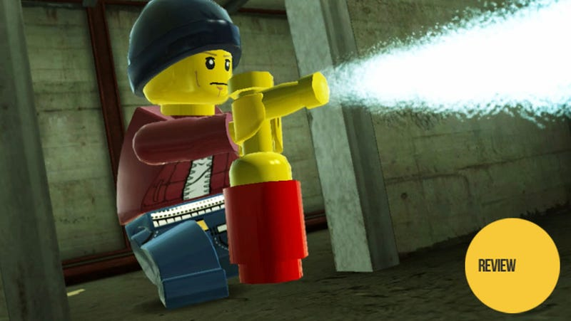 Illustration for article titled Lego City Undercover: The Kotaku Review