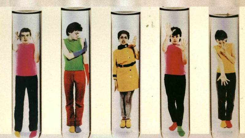 Illustration for article titled A bad X-Ray Spex cover reinforces the original's inimitable appeal