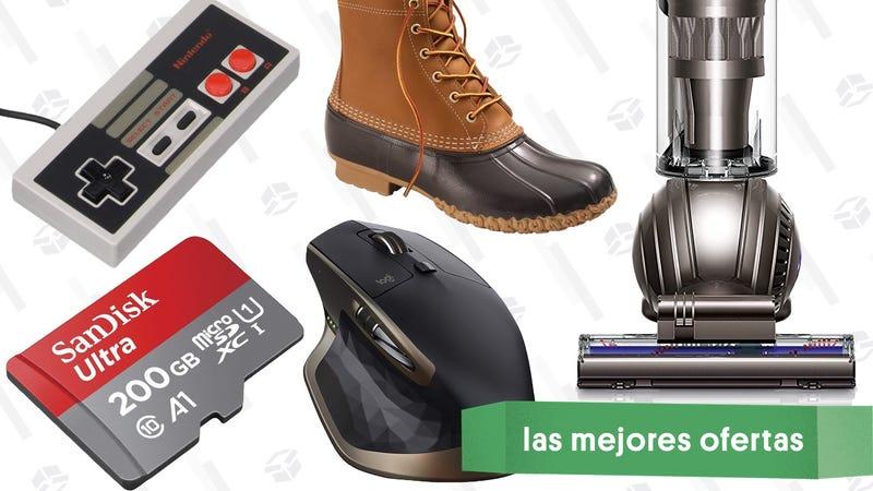 Illustration for article titled Las mejores ofertas de este miércoles: Almacenamiento para PC, Logitech, botas Bean y más