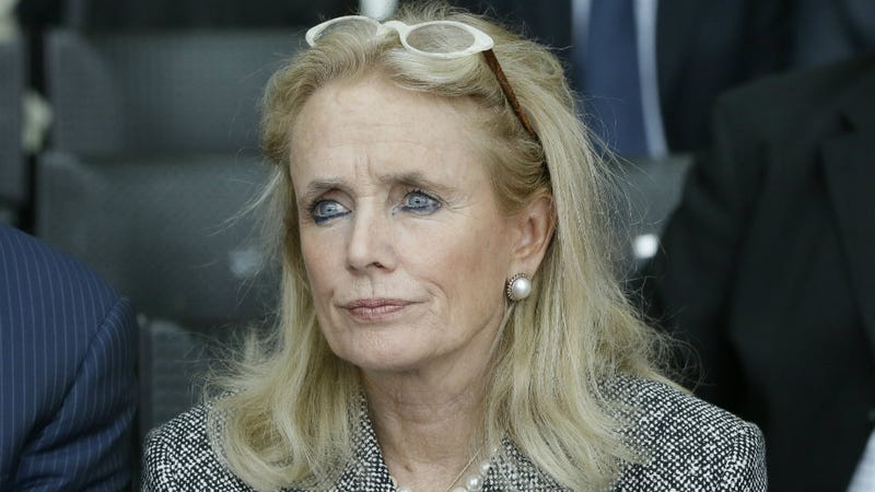 Illustration for article titled Rep. Debbie Dingell on Domestic Abuse: 'I Know What It's Like to Have a Gun Pointed At You'