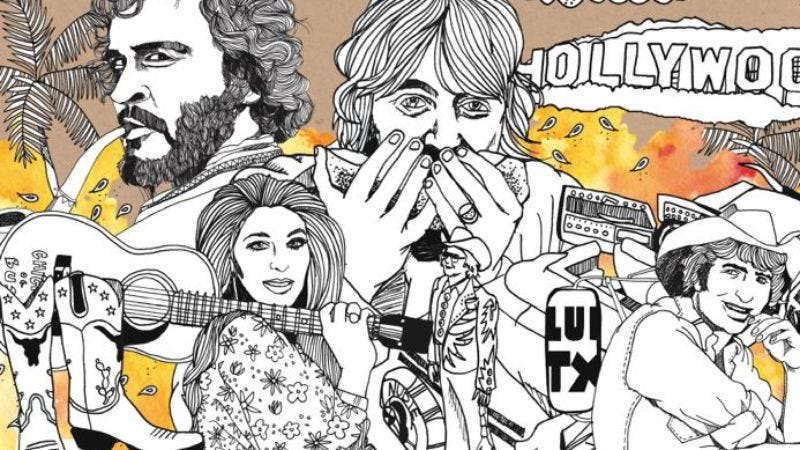 Illustration for article titled Remembering when country music wasn't so white or so conservative